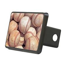 Baseballs Hitch Cover
