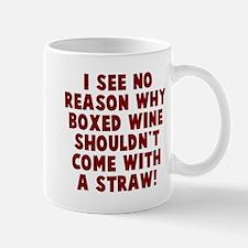 Boxed Wine Mugs