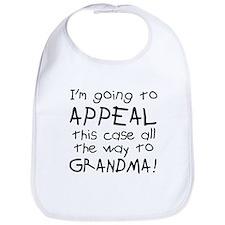 Appeal grandma Bib