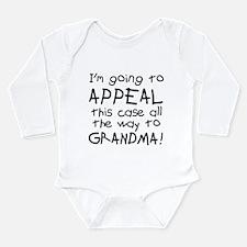 Appeal grandma Body Suit