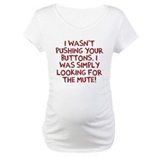 Mute button Shirt