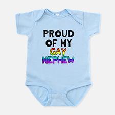 Gay Nephew Body Suit