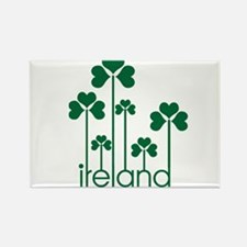 Ireland Rectangle Magnet