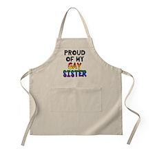 Gay Sister Apron