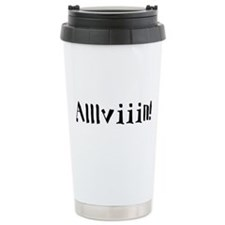 Cute Alvin Travel Mug