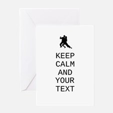 Keep Calm Dance Couple - Customize Greeting Cards