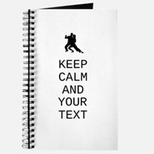 Keep Calm Dance Couple - Customize Journal