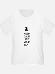 Keep Calm Dance Couple - Customize T-Shirt
