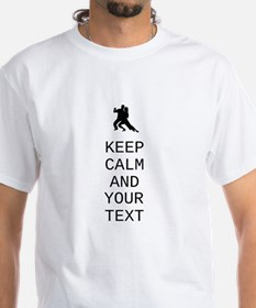 Keep Calm Dance Couple - Customize T-Shirt