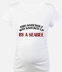 Knocked Up (Seabee) Shirt