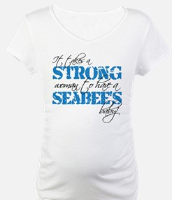 Strong woman (Seabee) Shirt