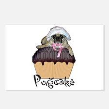 Pugcake Postcards (8)