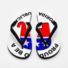 Proud Florida Republican Flip Flops