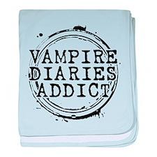 Vampire Diaries Addict Infant Blanket
