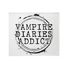 Vampire Diaries Addict Stadium Blanket