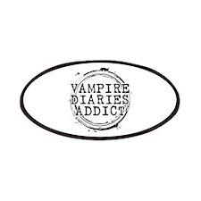 Vampire Diaries Addict Patches