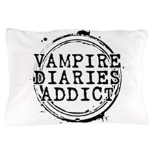 Vampire Diaries Addict Pillow Case