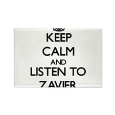 Keep Calm and Listen to Zavier Magnets