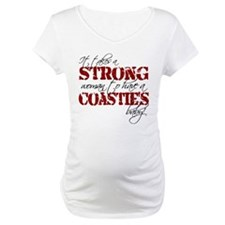 Strong woman (Coastie) Shirt