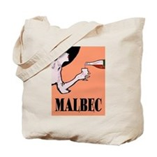 Unique Malbec Tote Bag