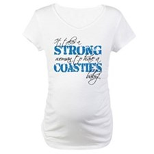 Strong woman (Coastie) Shirt