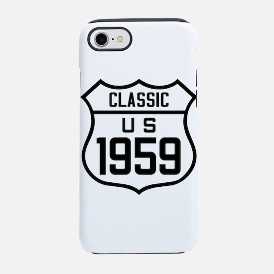 Classic US 1959 iPhone 7 Tough Case