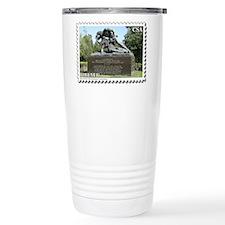 Kirkland Monument - Fredericksburg Travel Mug