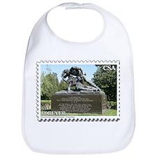 Kirkland Monument - Fredericksburg Bib