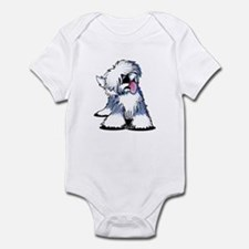 Curious OES Infant Bodysuit