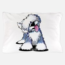 Curious OES Pillow Case