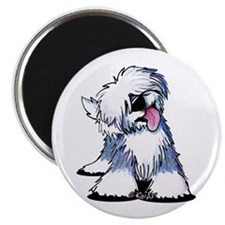 """Curious OES 2.25"""" Magnet (100 pack)"""
