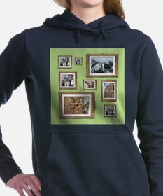 Your Photos Here Photo Gallery Women's Hooded Swea