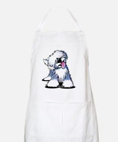 Curious OES Apron