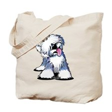 Curious OES Tote Bag