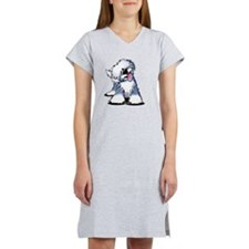 Curious OES Women's Nightshirt