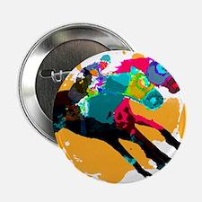 """Horse Racing 2.25"""" Button"""