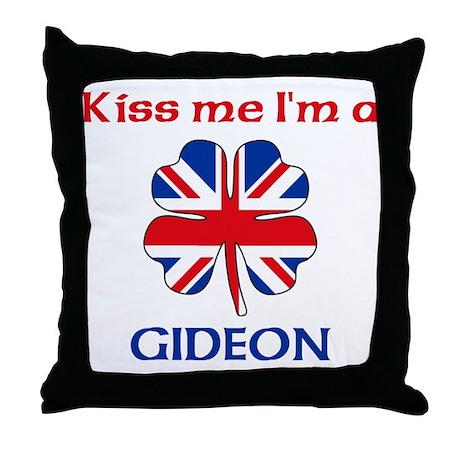 Gidneon Family Throw Pillow