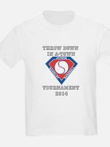 Throw Down in A-Town Tournament T-Shirt