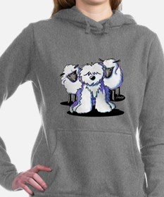 OES Sheepies Women's Hooded Sweatshirt