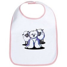 OES Sheepies Bib