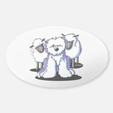 OES Sheepies Decal
