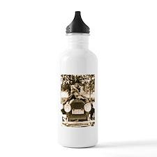 Silent Film Star Pe... Water Bottle
