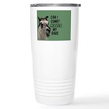Funny Alpaca Travel Mug