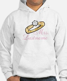 Personalized Mrs. Jumper Hoody
