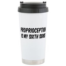 Proprioception Travel Coffee Mug