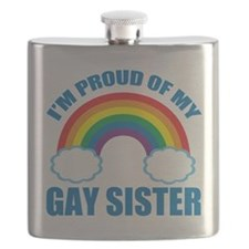 My Gay Sister Flask
