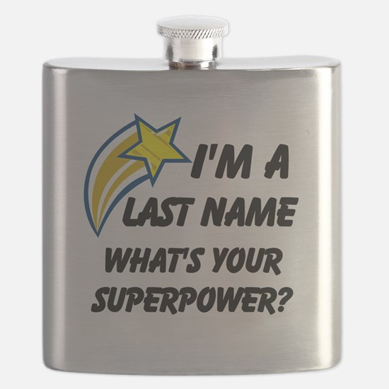 Cute Family reunion Flask