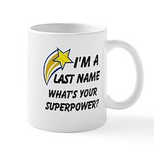 Personalizable Last Name Mugs