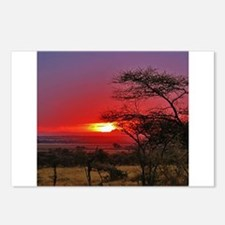 Tanzania 001 Postcards (Package of 8)