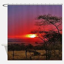 Tanzania 001 Shower Curtain